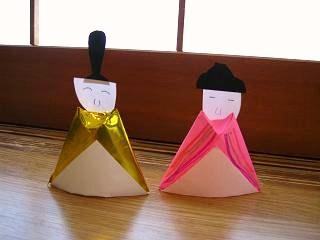 ひな祭り-ひな人形-雛祭り-雛人形-お雛さま-御内裏さま-プレゼント-手作り-カード-折り紙-簡単-工作-子供-保育園-幼稚園