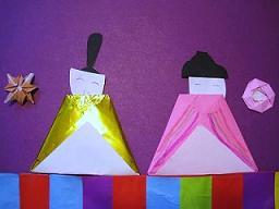 ひな祭り-ひな人形-雛祭り-雛人形-お雛さま-御内裏さま-プレゼント-手作り-カード-折り紙-簡単-工作-子供-保育園-幼稚園-カード