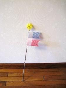 こいのぼり-手作り-簡単-工作-鯉のぼり