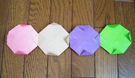 雛祭り-バレンタイン-ひな祭り ... : 折り紙ひな祭り作り方 : 折り紙