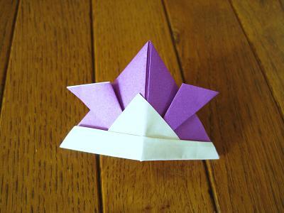 兜-手作り-簡単-工作-かぶと-新聞紙-折り紙-折り方-端午の節句-子供の日