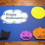 折り紙で手作り~ハロウィンカードの作り方!|十月の誕生日にも