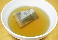すーすー茶の有用成分が出てきました