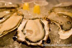 目に良い食べ物牡蠣