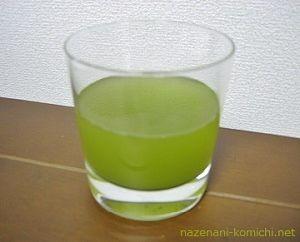 アレルギー性鼻炎に白井田七茶